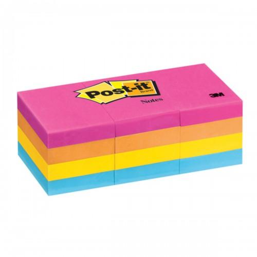 פתקיות דביקות צבעוניות Post-it