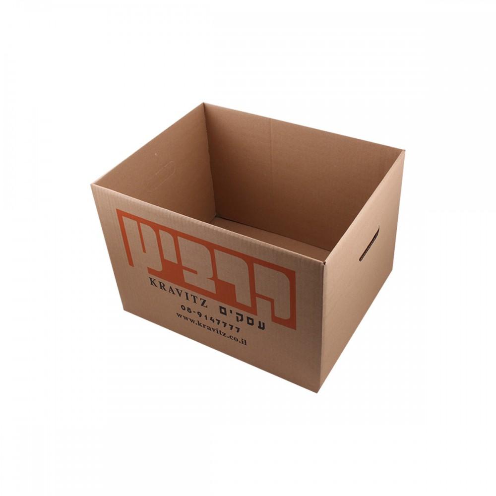 קופסאות גניזה קרטון ללא מכסה
