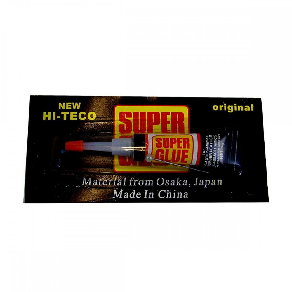 דבק מהיר 3 שניות Super Glue