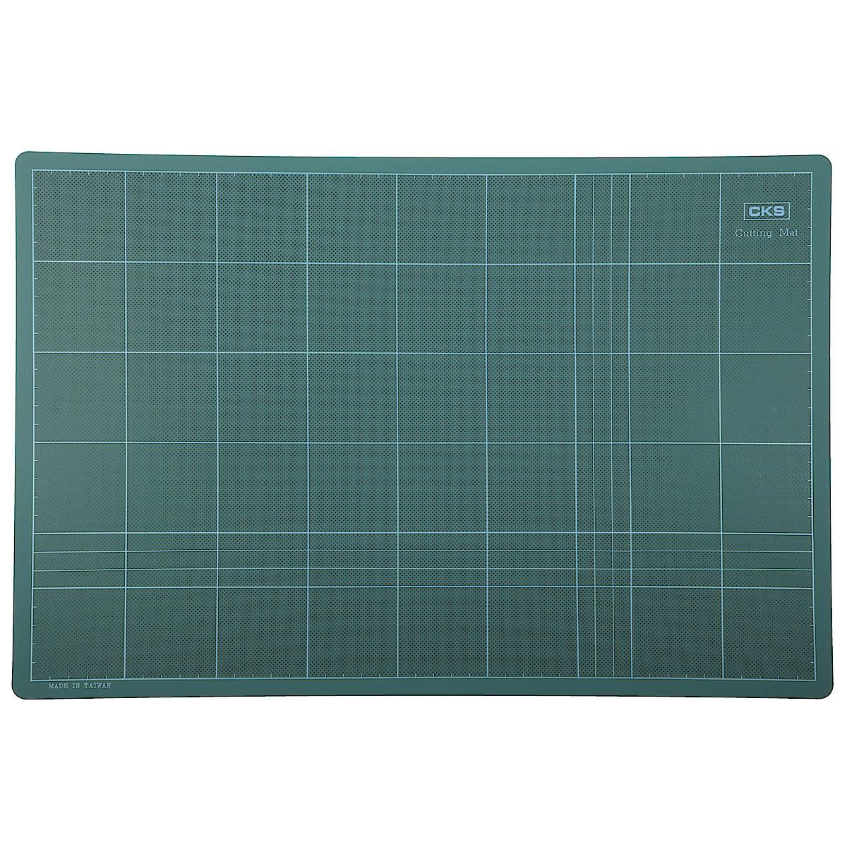 משטח חיתוך ירוק 45x60 ס