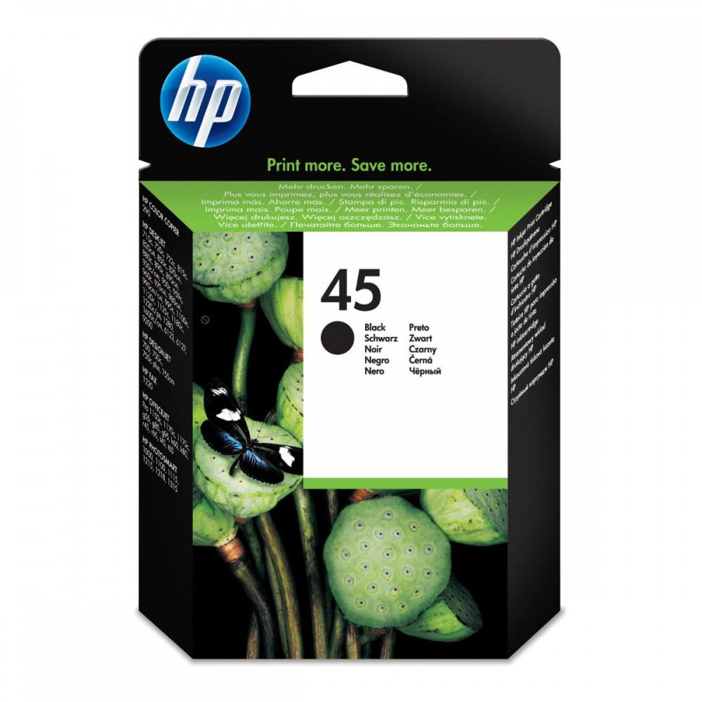 ראש דיו HP-51645A שחור