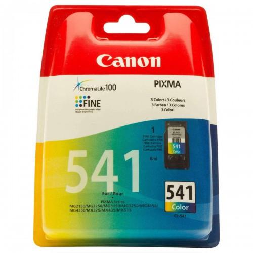 ראש דיו Canon CL-541XL צבעוני למדפסת MG2150