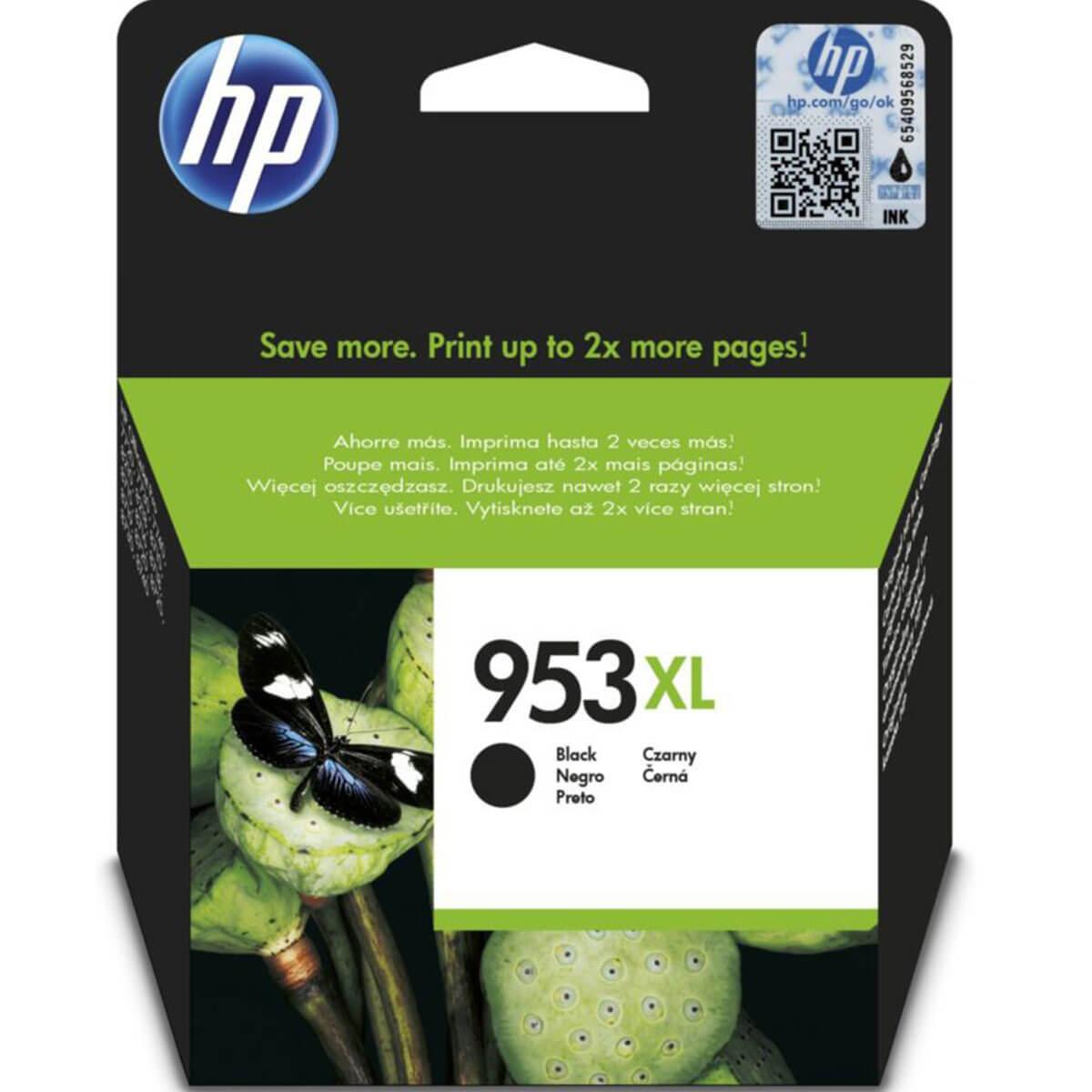 ראש דיו שחור HP 953XL