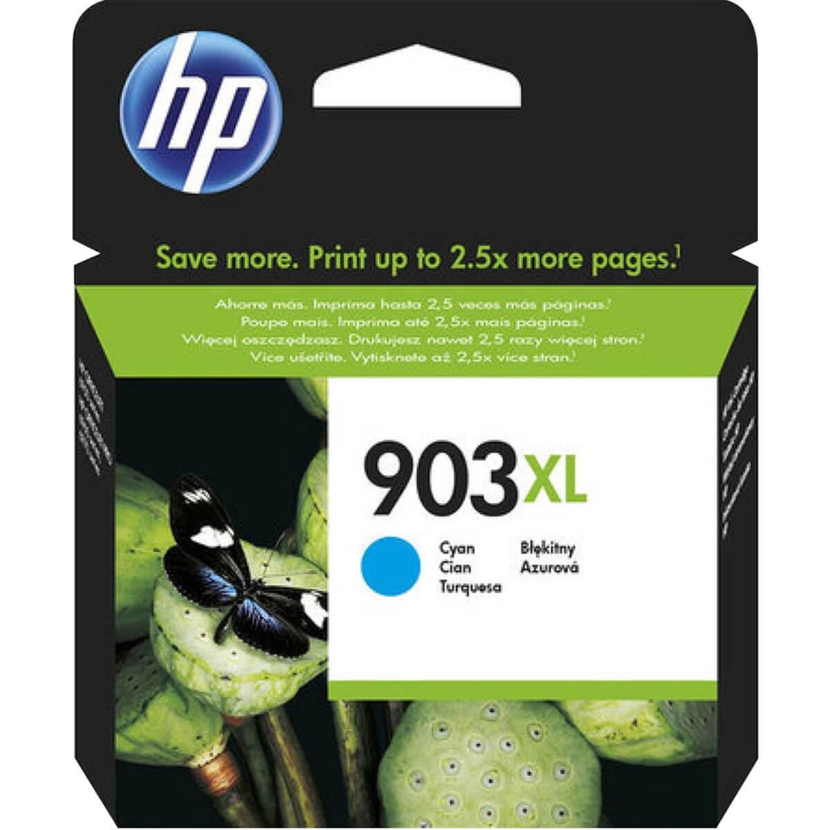 ראש דיו כחול HP 903XL
