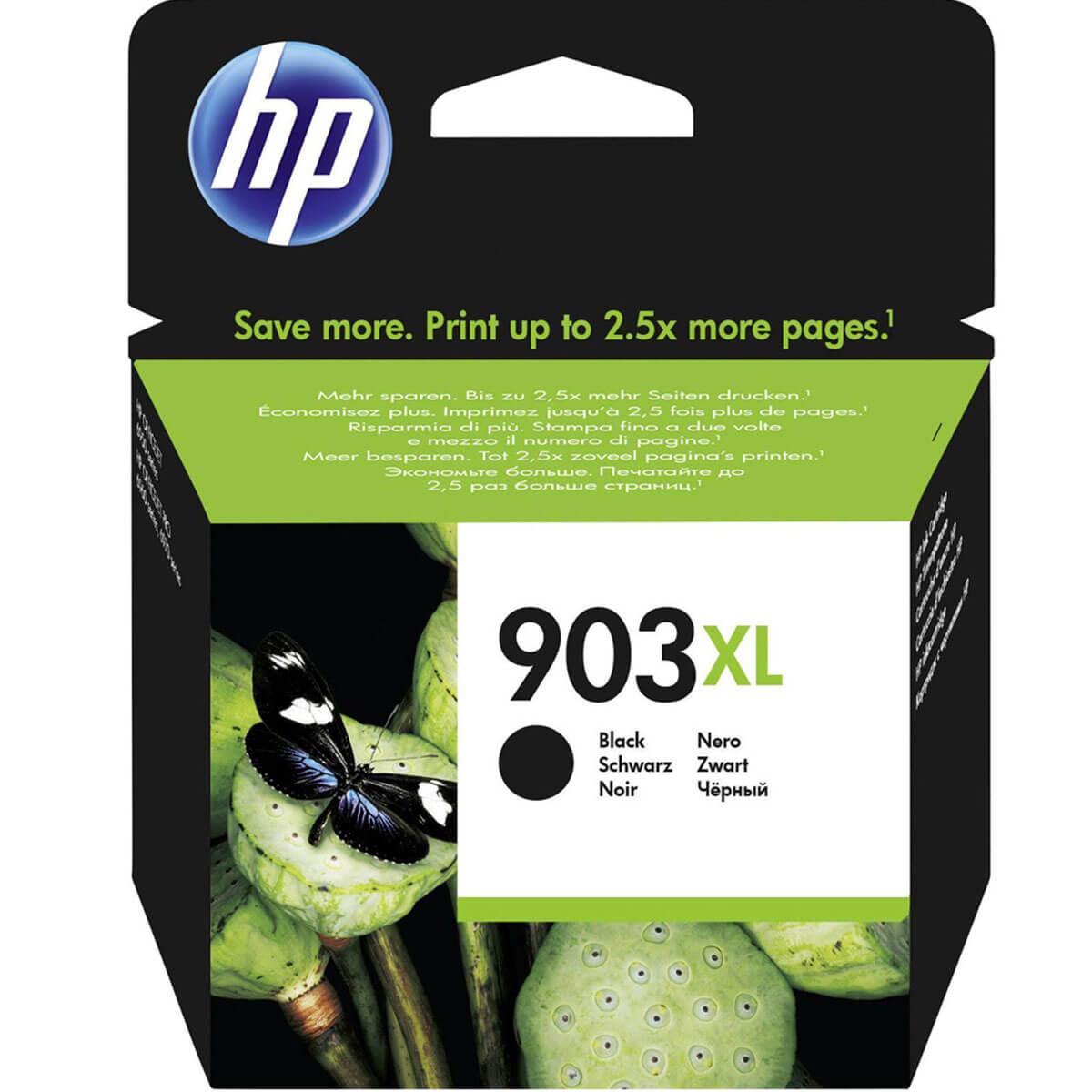 ראש דיו שחור HP 903XL