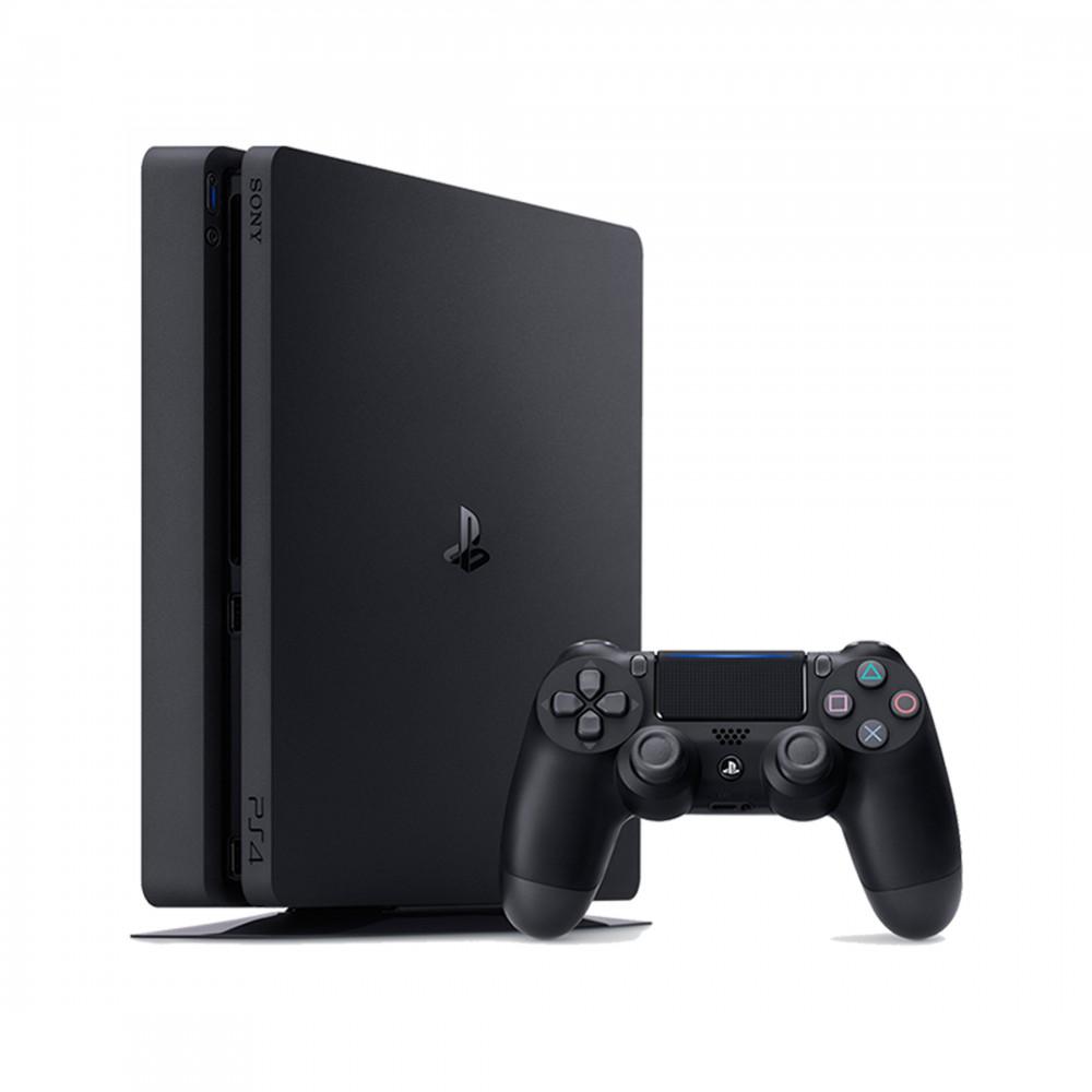 קונסולה PS4 SLIM 500GB ומשחק FORTNITE