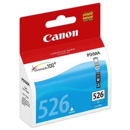 מילוי דיו Canon CLI-526C כחול