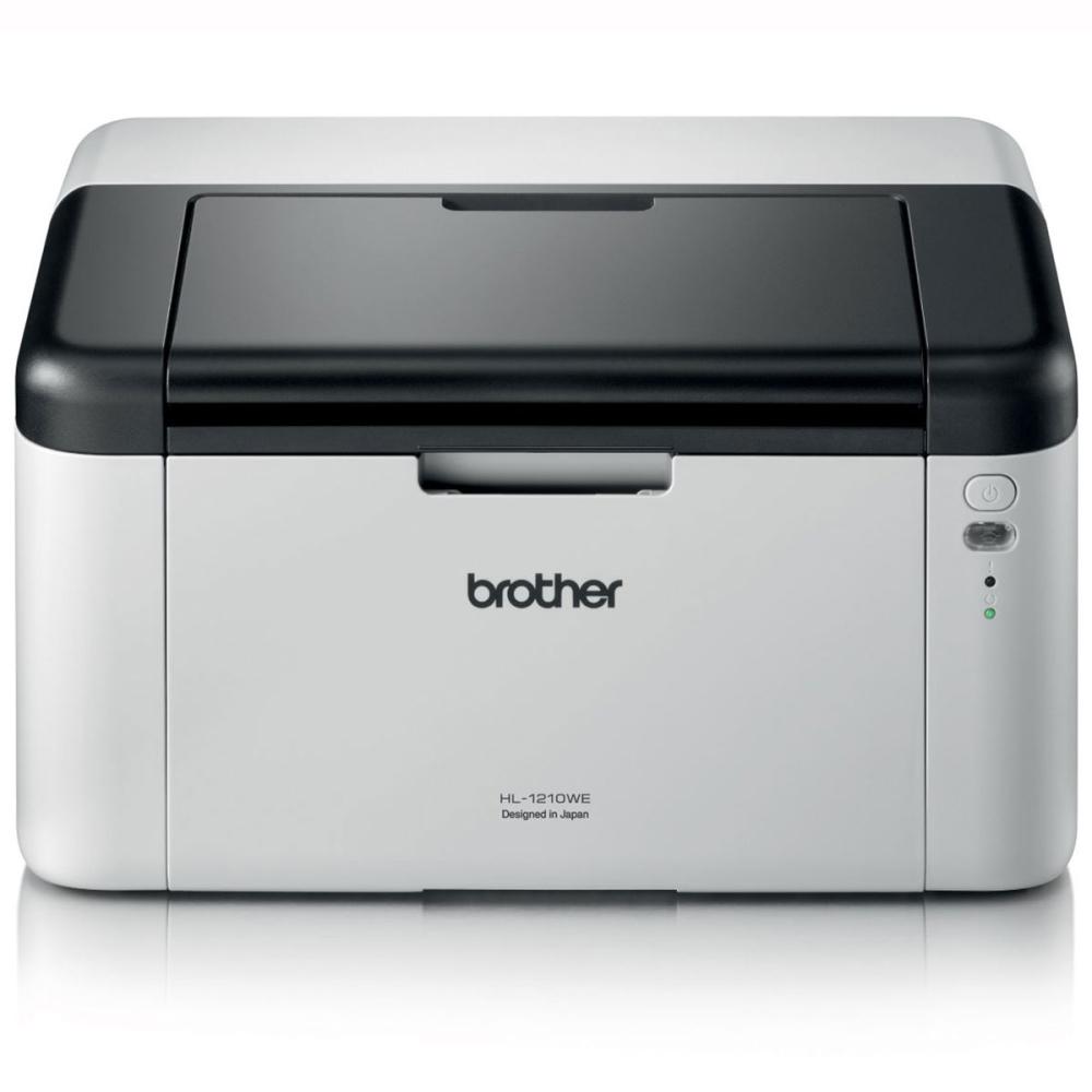 מדפסת לייזר אלחוטית BROTHER HL1210WV1