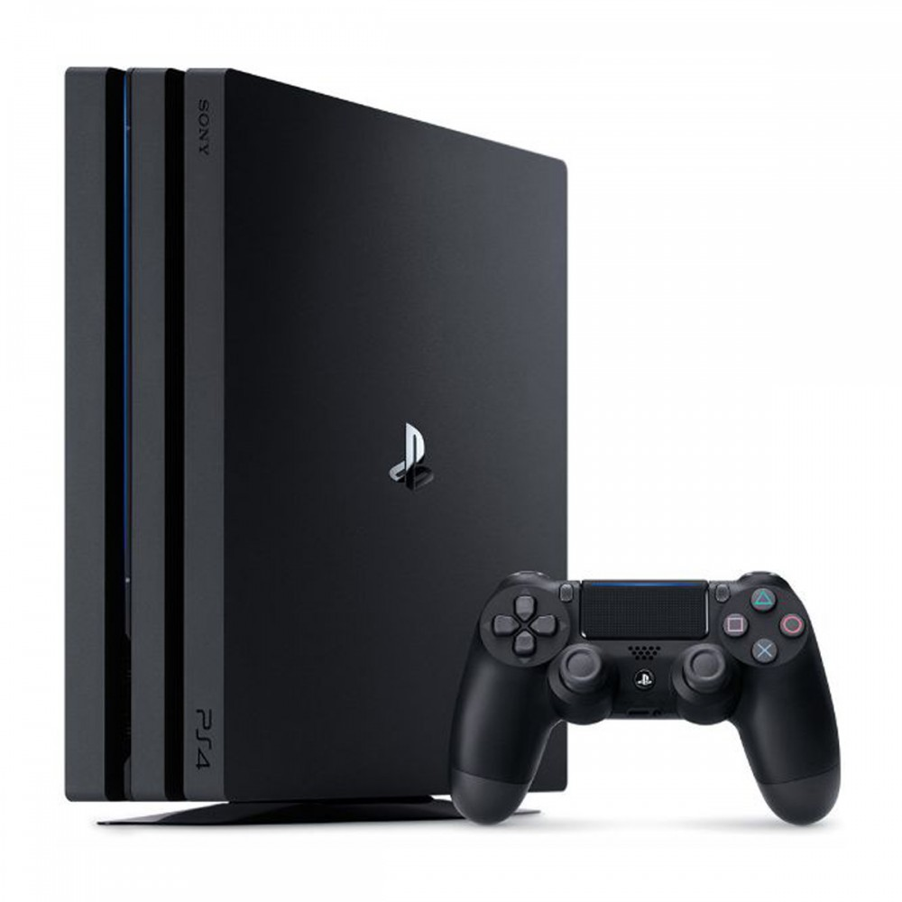 קונסולה 4K GAMES - PS4 PRO 1TB