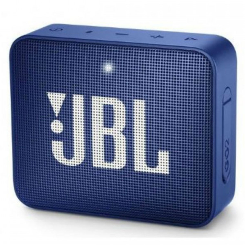 רמקול אלחוטי JBL GO 2 - כחול