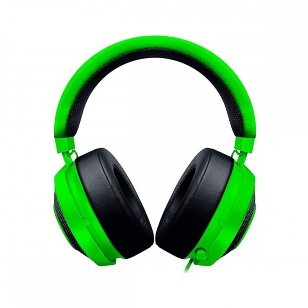 אוזניית גיימינג RAZER Kraken Tournament ירוק