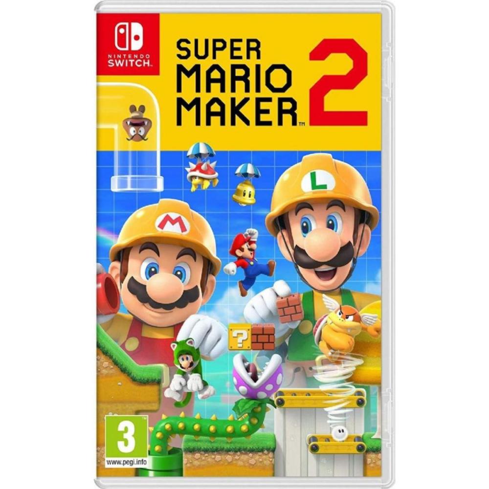 משחק Super Mario Maker 2