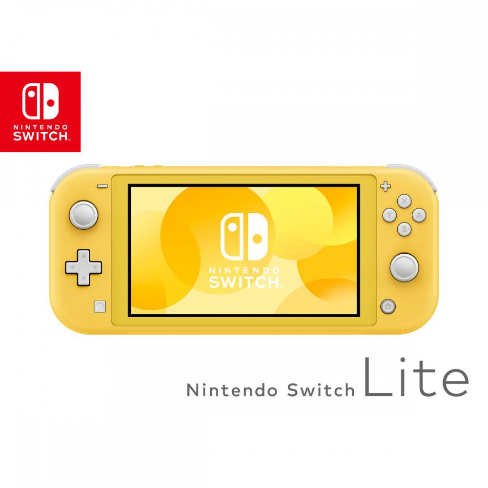 קונסולה Nintendo Swtich Lite צהוב