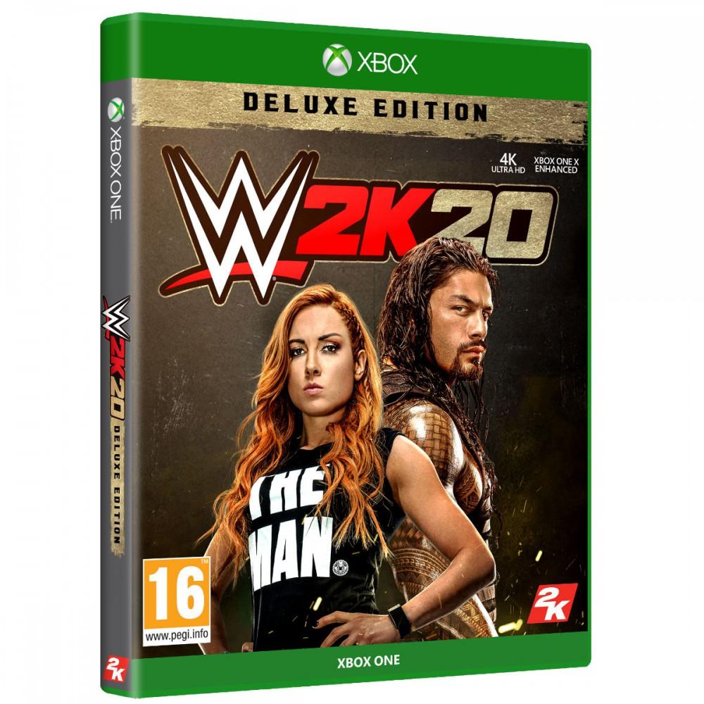 משחק WWE 2K20- Standard Edittion Xbox One