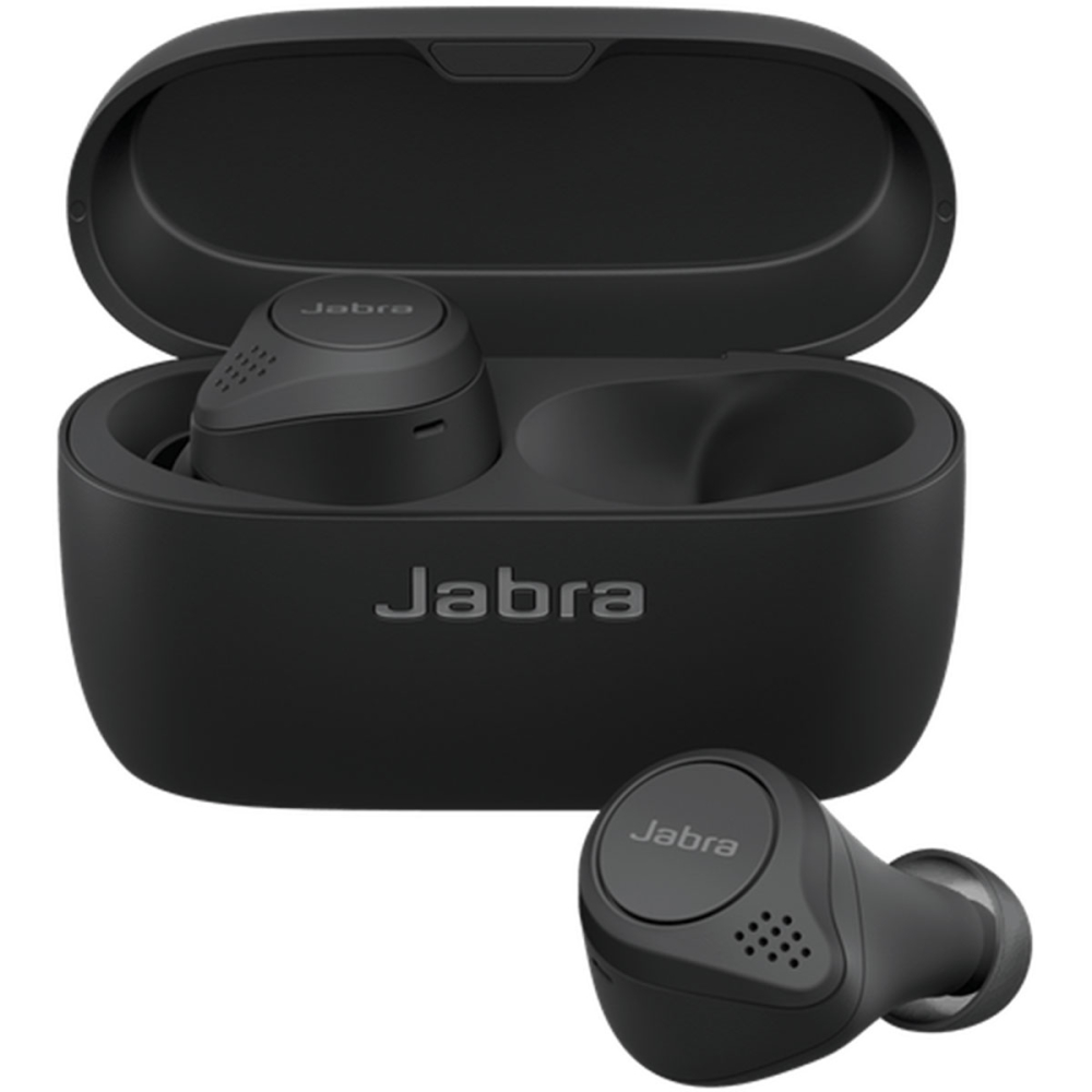 אוזניות אלחוטיות True Wireless ANC Jabra Elite 75T