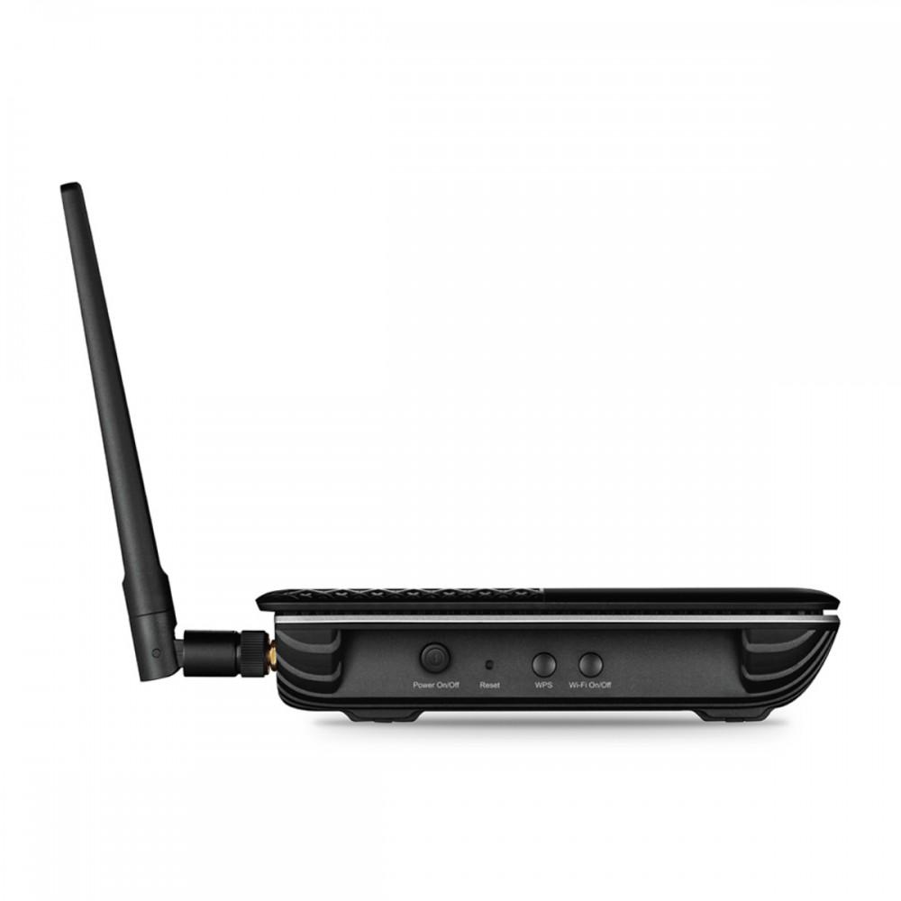 נתב אלחוטי עם מודם מובנה Tp-Link AC1600 Wireless Dual