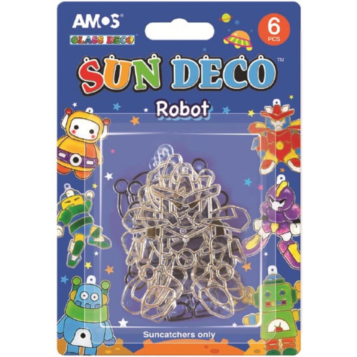 לוכדי שמש- רובוטים