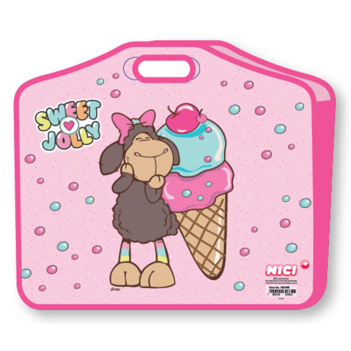 תיק ציור שמינית גיליון Nici ג'ולי גלידה