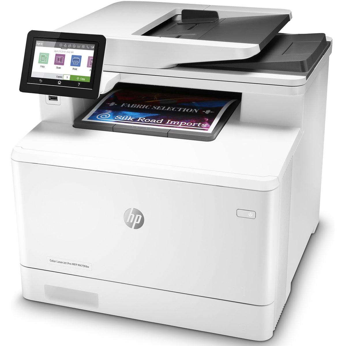HP Color LaserJet Pro M479fdw מדפסת לייזר