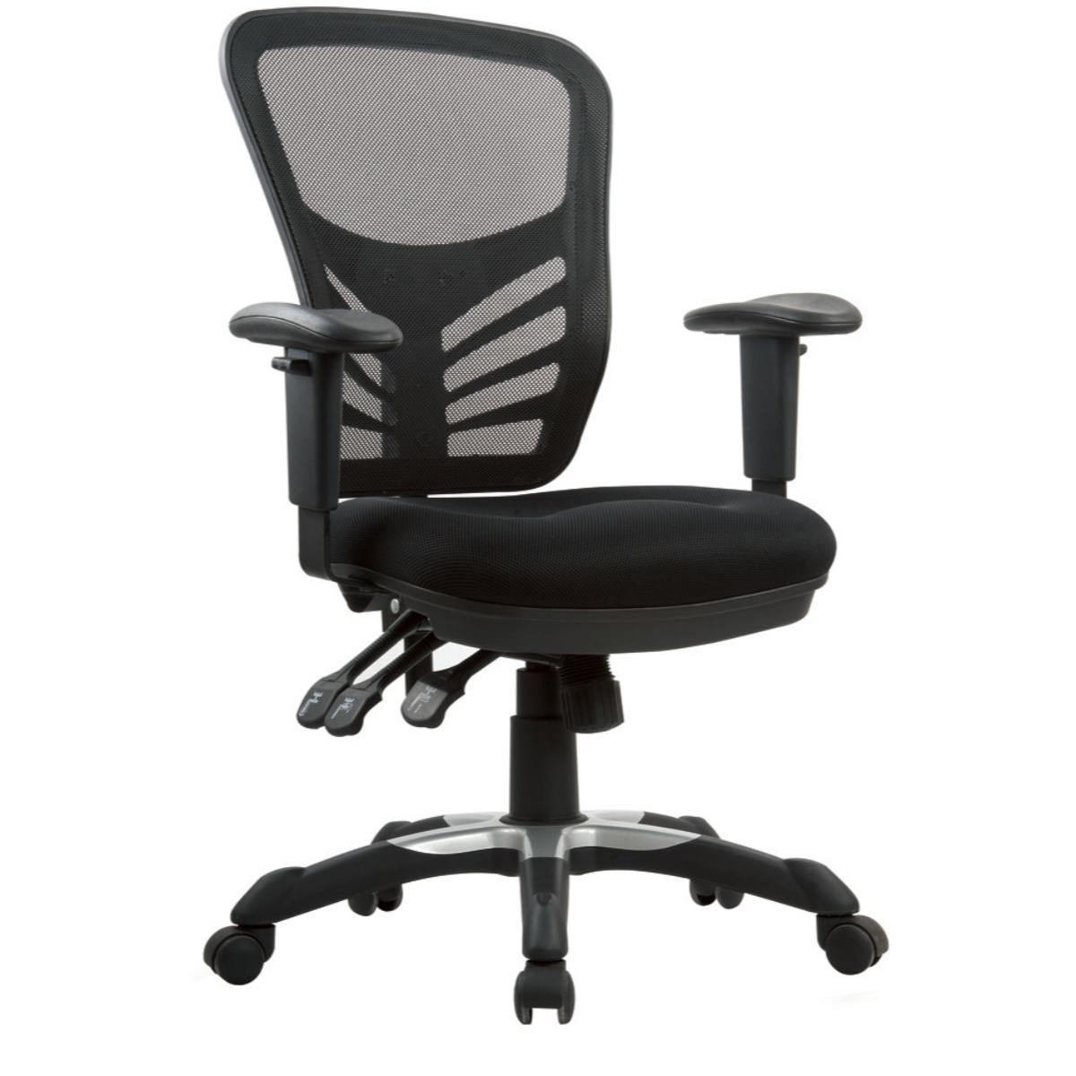 כיסא מחשב לעבודה משרדית דגם פרפקט