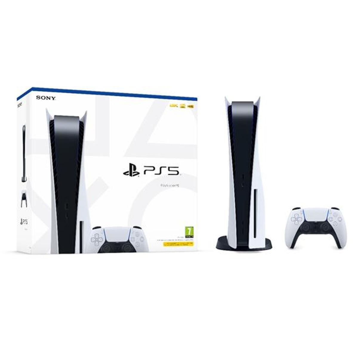 קונסולה Sony PS5