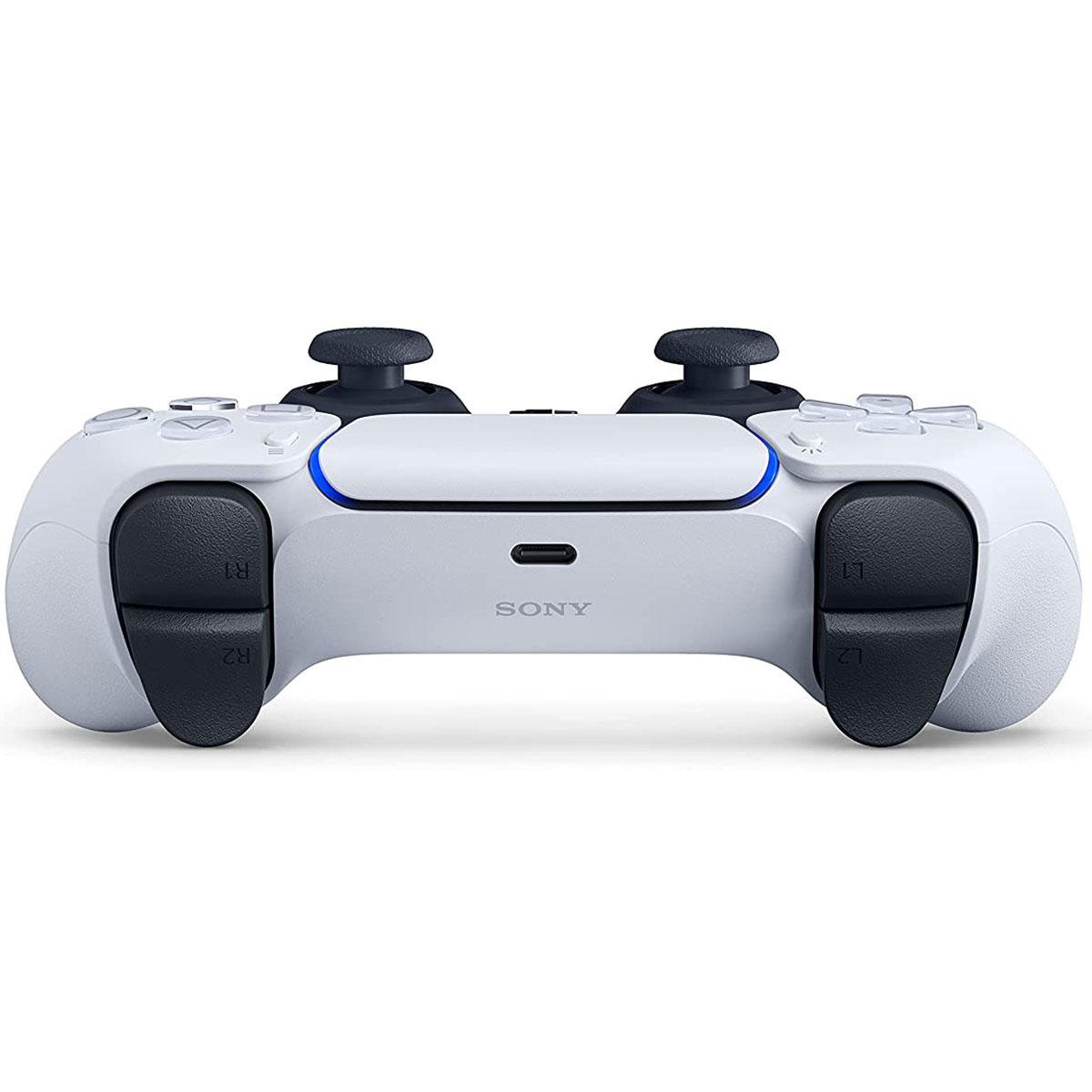 בקר אלחוטי DS5 לקונסולת PS5 - לבן