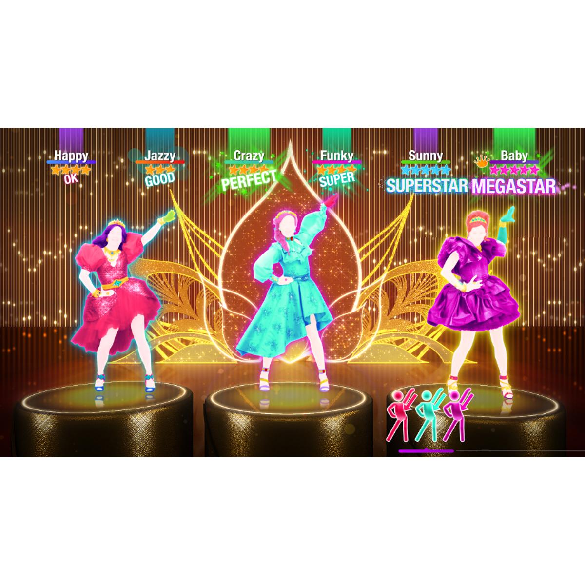 משחק Just dance 2021 Nintendo