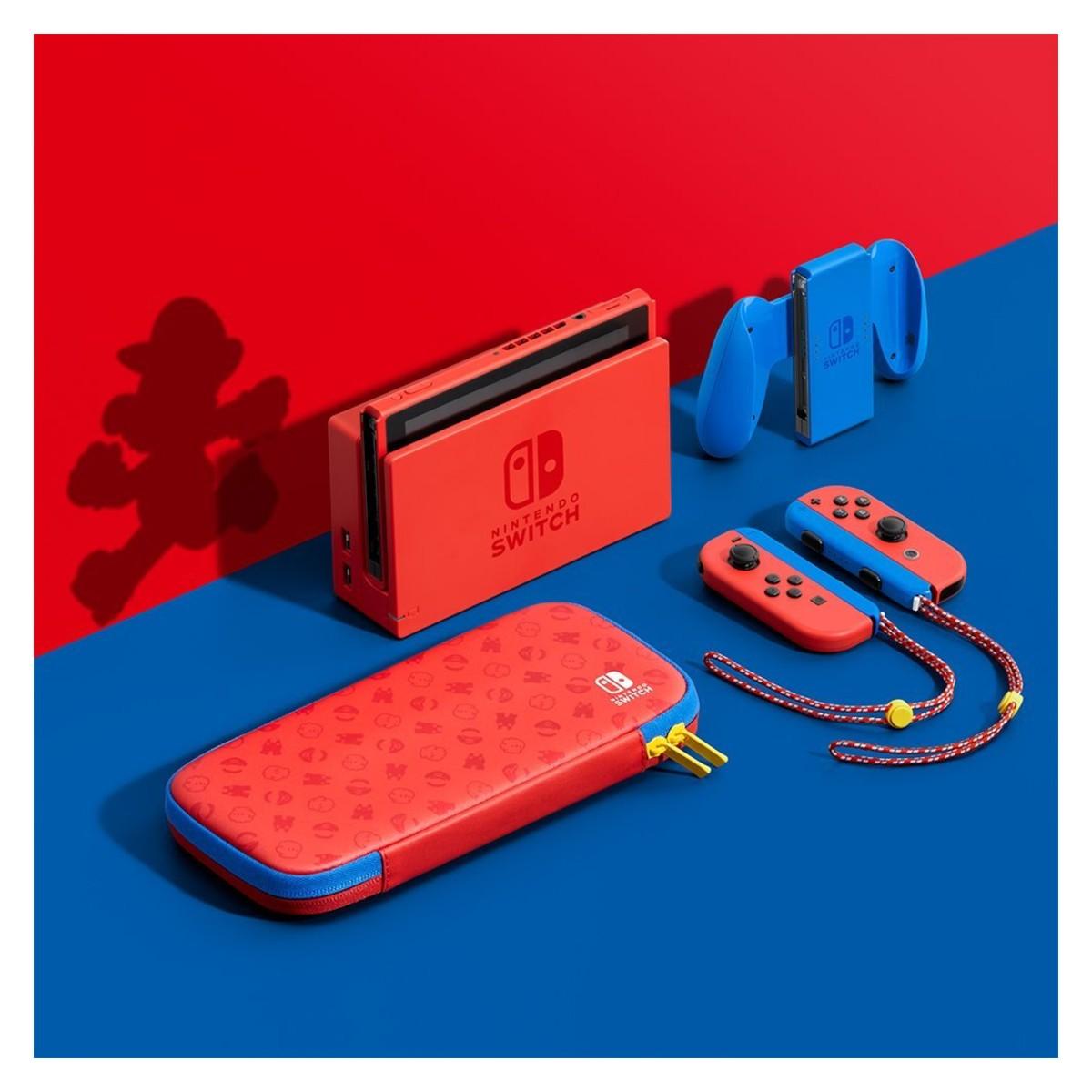 קונסולה Nintendo Switch Mario v1.1
