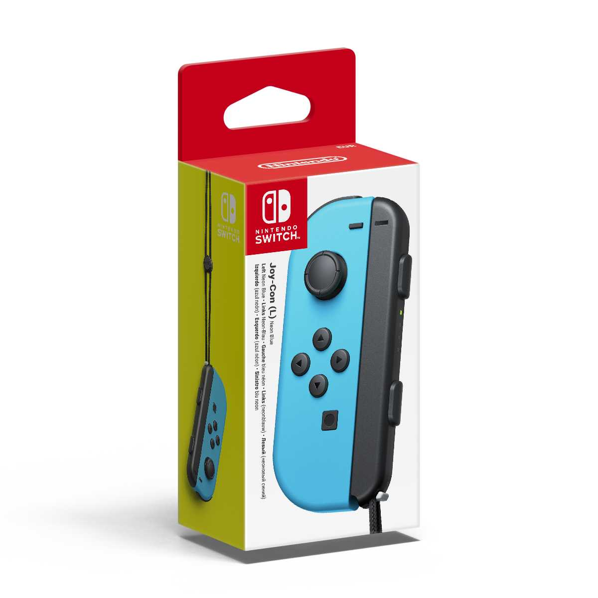 בקר אלחוטי Nintendo Switch Joi-Con שמאל כחול