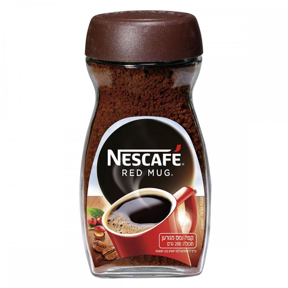 קפה נמס Red Mug