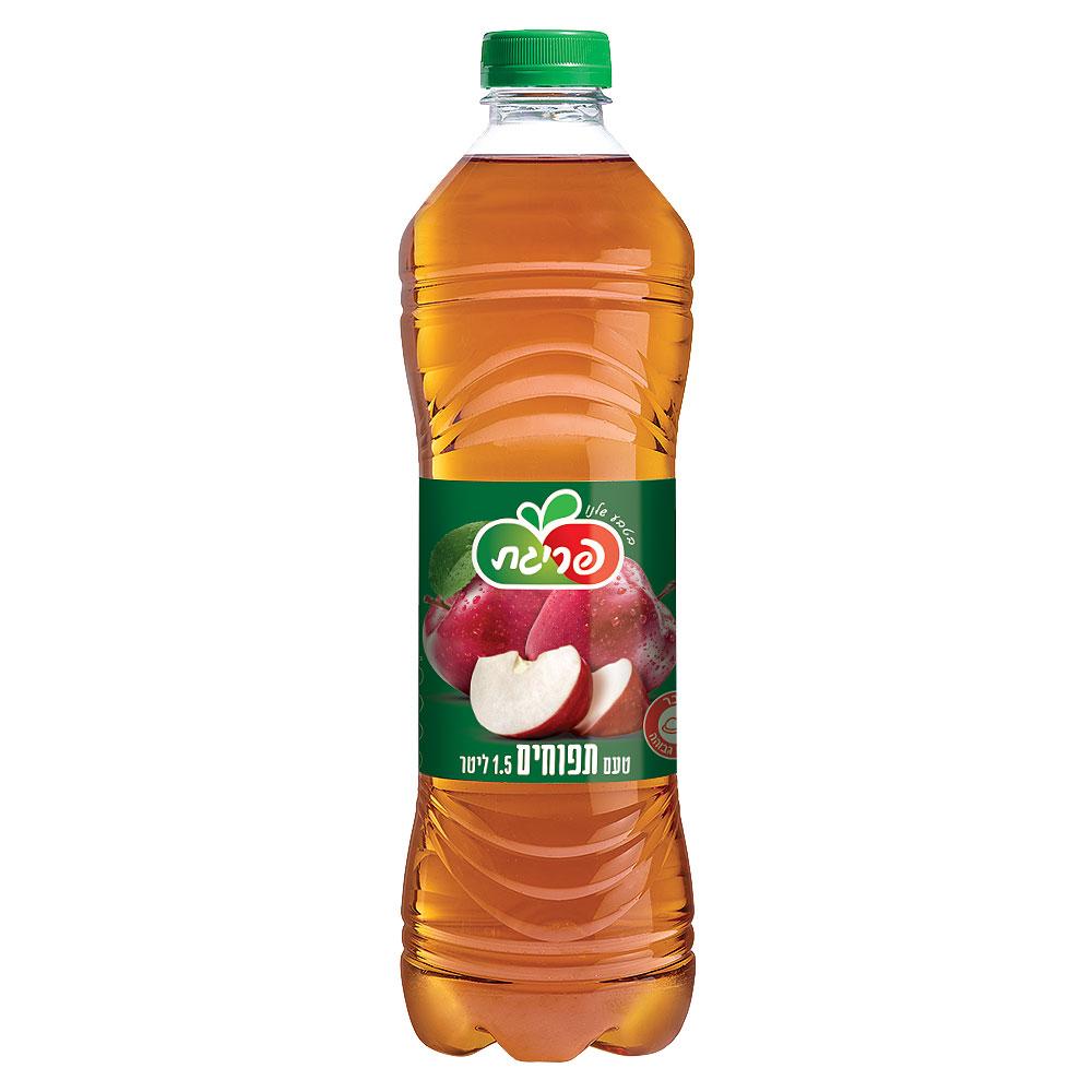 מיץ בטעם תפוחים פריגת 1.5 ליטר