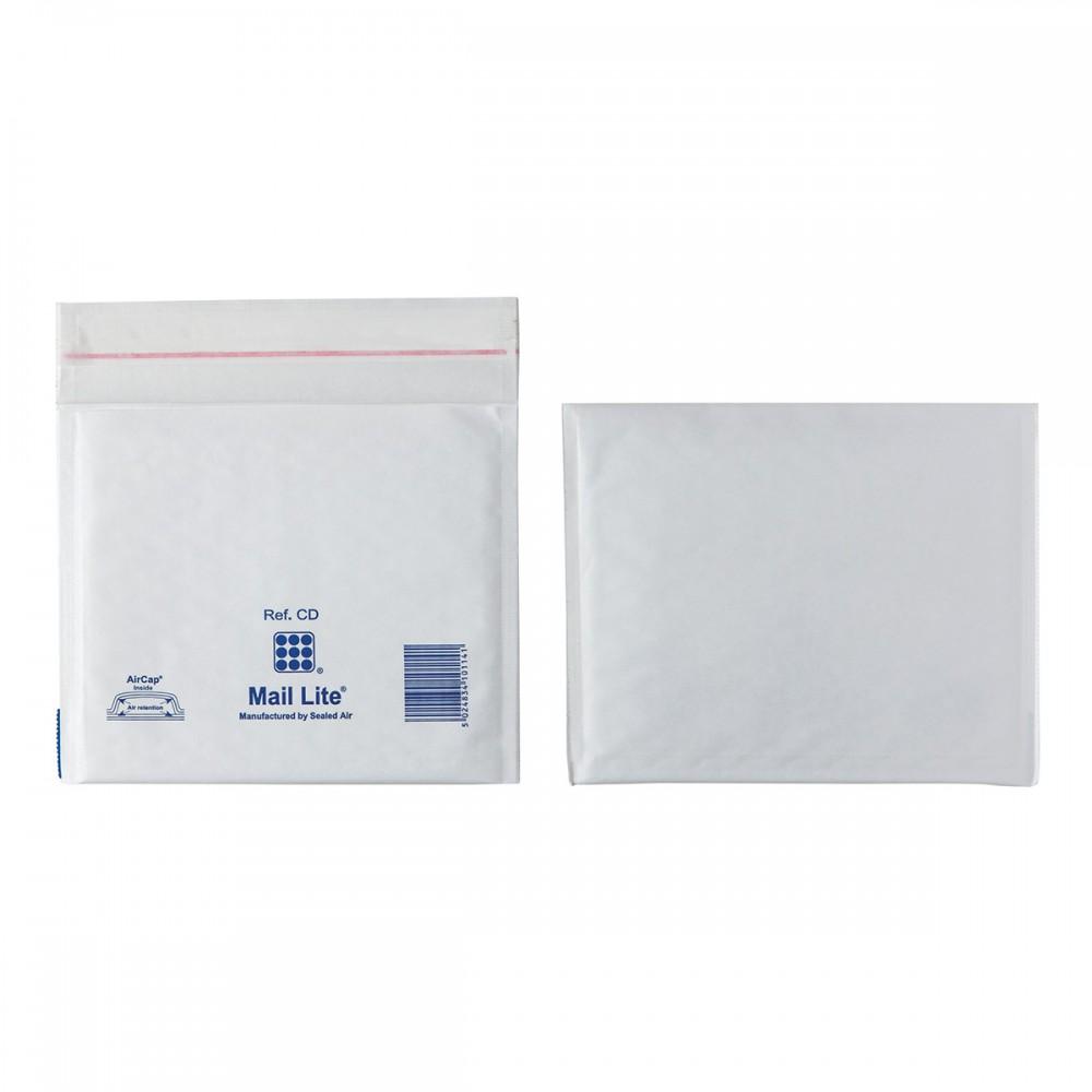 מעטפה מרופדת לתקליטורים (CD)